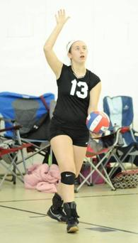 Sydney Katz's Women's Volleyball Recruiting Profile