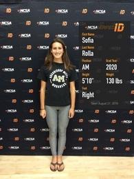 Sofia Rolla's Women's Soccer Recruiting Profile