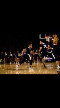 Milan Robinson's Women's Basketball Recruiting Profile