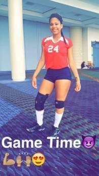 Tamera Mosley's Women's Volleyball Recruiting Profile