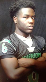 Calaaga Jones Jr's Football Recruiting Profile