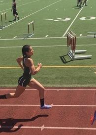 Cheyenne Keiter's Women's Track Recruiting Profile