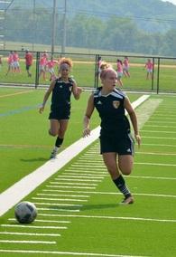 Kylie Marsden's Women's Soccer Recruiting Profile