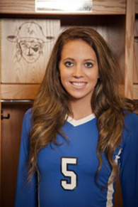 Alexa Griffith Hardy's Women's Volleyball Recruiting Profile