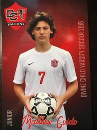 Matthew Guido's Men's Soccer Recruiting Profile