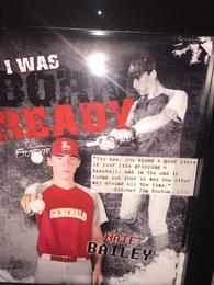 Nathan Bailey's Baseball Recruiting Profile