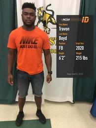 Travon Boyd's Football Recruiting Profile