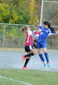 Joy Hanlon's Women's Soccer Recruiting Profile
