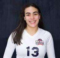 Katerina (Kat) Negron's Women's Volleyball Recruiting Profile