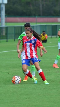 Maria Luisa Colon Figueroa's Women's Soccer Recruiting Profile