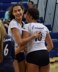 Sophie Srivastava's Women's Volleyball Recruiting Profile