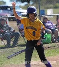 Jade Morris's Softball Recruiting Profile