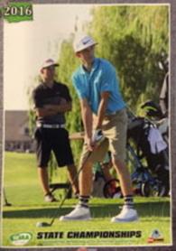 Will Alexander's Men's Golf Recruiting Profile