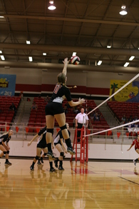Trinity Haile's Women's Volleyball Recruiting Profile