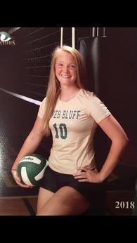 "Kathleen ""Katie"" Richardson's Women's Volleyball Recruiting Profile"
