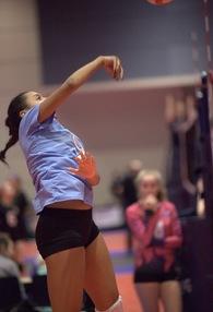 Nicolette Thompson's Women's Volleyball Recruiting Profile