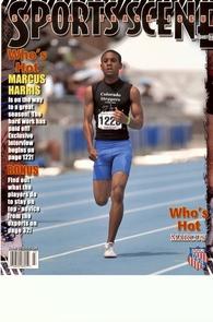 Marcus Harris Jr.'s Men's Track Recruiting Profile