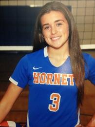 Jordyn Corbin's Women's Volleyball Recruiting Profile