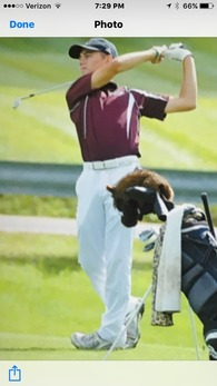 Austin Delbaggio's Men's Golf Recruiting Profile