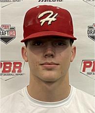 John Ahler's Baseball Recruiting Profile