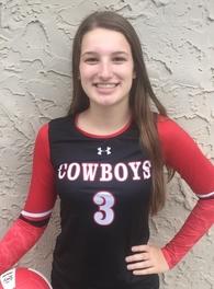 Megan Hernandez's Women's Volleyball Recruiting Profile