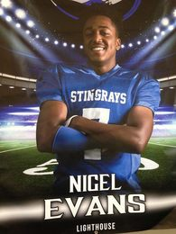 Nigel Evans's Football Recruiting Profile