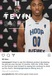 Tevin Smith Men's Basketball Recruiting Profile