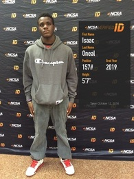 Isaac O'Neal's Wrestling Recruiting Profile