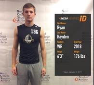 Ryan Hayden's Football Recruiting Profile