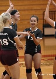 Samantha Roberson's Women's Volleyball Recruiting Profile