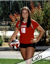 Carly Cox's Women's Volleyball Recruiting Profile