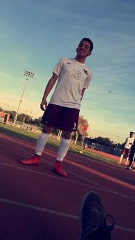 Julio Barrientos's Men's Soccer Recruiting Profile