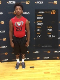 Jordin Garey's Football Recruiting Profile