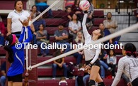 Kourtney Lewis's Women's Volleyball Recruiting Profile