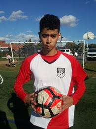 David Chavez's Men's Soccer Recruiting Profile