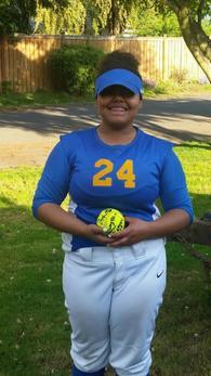 Nylee Simon's Softball Recruiting Profile