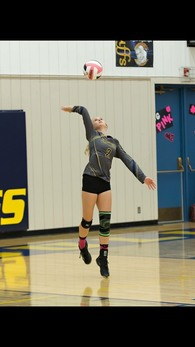 Hannah Klitzke's Women's Volleyball Recruiting Profile