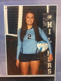 Macy Olstad's Women's Volleyball Recruiting Profile