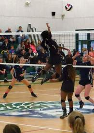 Khristyn Howard's Women's Volleyball Recruiting Profile