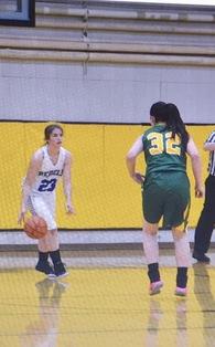 Larisah Moreland's Women's Basketball Recruiting Profile