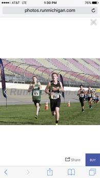 Lane Torrey III's Men's Track Recruiting Profile