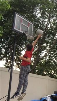 Hamzah ELHafdaoui's Men's Basketball Recruiting Profile