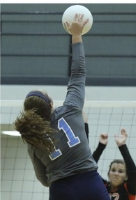 Madison Townsend's Women's Volleyball Recruiting Profile