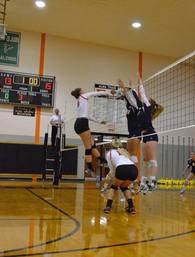 Maya Ferland's Women's Volleyball Recruiting Profile