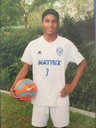 Julien Maxwell-Ornelas's Men's Soccer Recruiting Profile