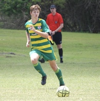 Jake Iller's Men's Soccer Recruiting Profile