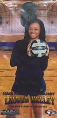Lauren Kelley's Women's Volleyball Recruiting Profile