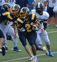Alex Bannister's Football Recruiting Profile