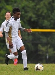 Fohnatti Nagbe's Men's Soccer Recruiting Profile