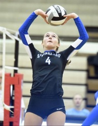 Ashleigh Holweger's Women's Volleyball Recruiting Profile